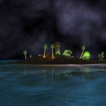 diseno-3d-animacion-beach-low-poly-1
