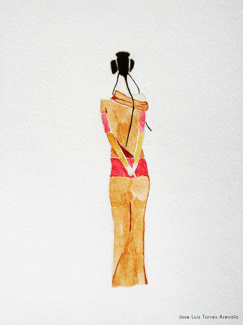 ilustracion-delicate-woman-back
