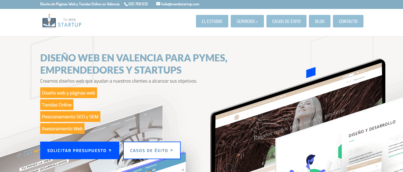blog de diseno web posicionamiento seo y marketing online